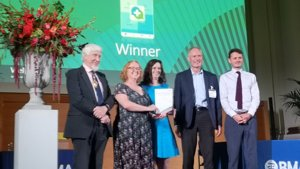 New self-harm app wins BMA patient information award